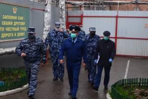 В клинцовской колонии зампрокурора нашел многочисленные нарушение