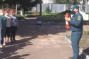 В Клинцах эвакуировали дом ребенка
