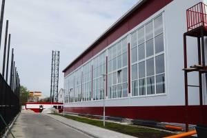 В Брянске стадион «Спартак» отремонтировали за 63 млн рублей