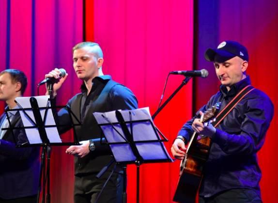 В Брянске прошел концерт православной песни