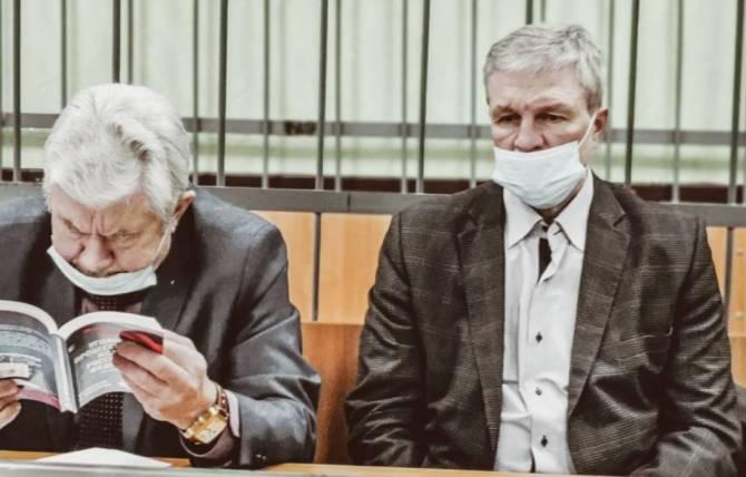 В Брянске начался суд над чиновником Игорем Гинькиным