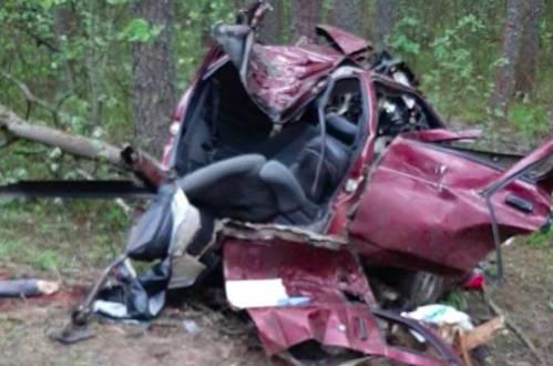 Жуткое ДТП в Карачевском районе устроил 20-летний водитель