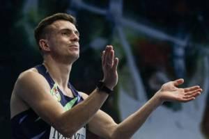 Брянский прыгун в высоту Илья Иванюк победил на этапе Бриллиантовой лиги