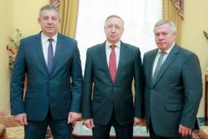 Брянской сельхозпродукцией заинтересовались в Санкт-Петербурге