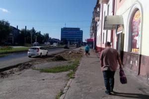 В Брянске жители «Лития» требуют вернуть им торговый ряд