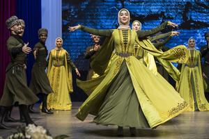 В Брянске чеченский ансамбль танца «Вайнах» отпразднует 80-летие