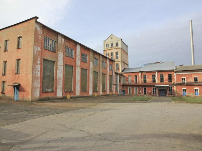 В Брянской области возрождается Гулевский спиртзавод