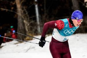 Брянский лыжник Большунов пришел третьим на гонке «Тур де Ски»
