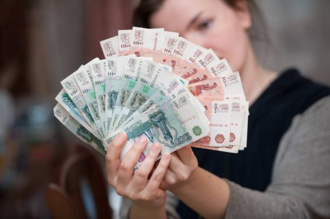Более трети россиян назвали доход для достойной жизни в 50–80 тысяч рублей