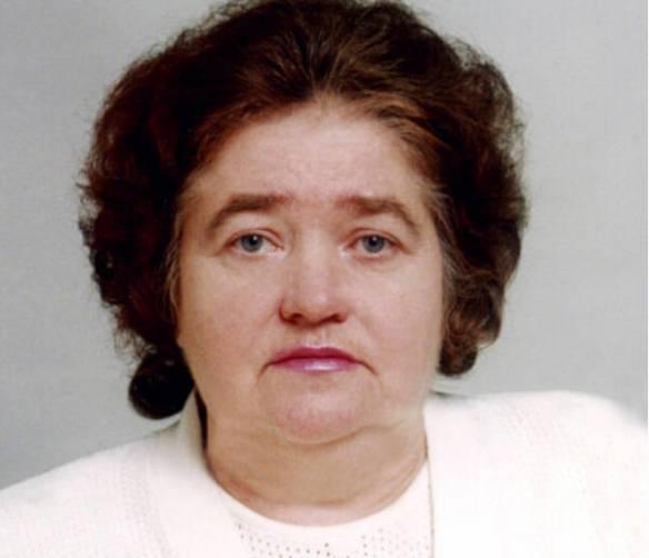 В Брянске умерла учитель школы №38 Любовь Шугаева