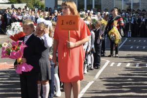 Названа средняя зарплата учителей в России