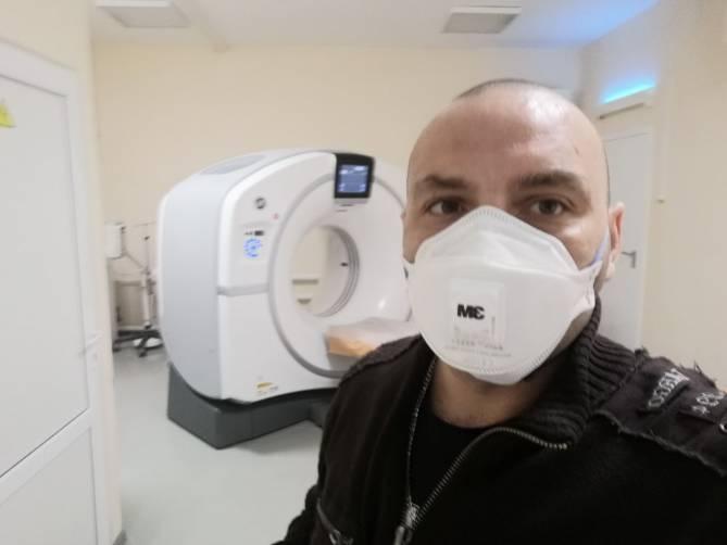 Брянский журналист вызвал врачей из-за подозрений на COVID-19