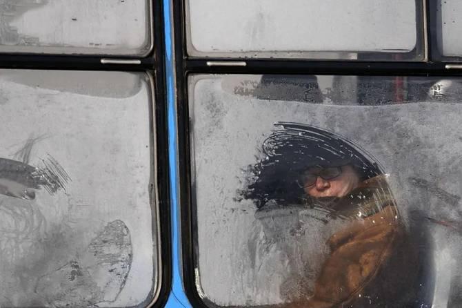 Пассажиры пожаловались на холод в автобусе Брянск-Дятьково