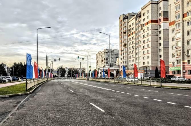В Брянске готовятся открыть новую дорогу на улице Советской