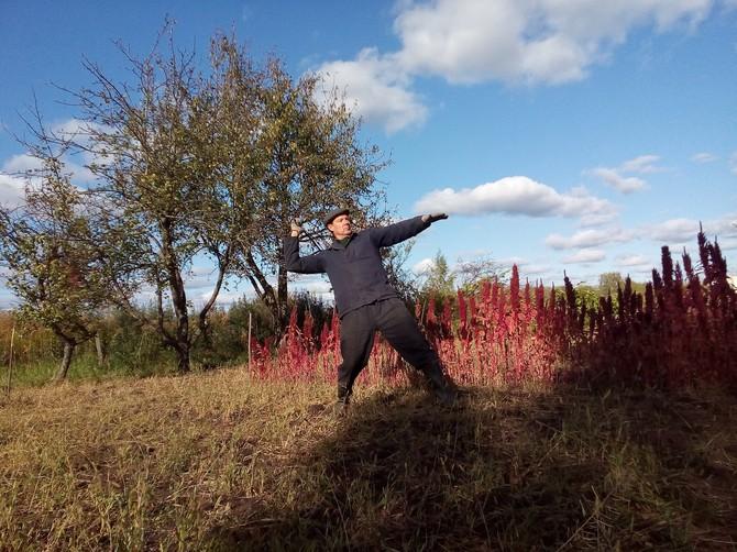 Брянский дачник раскрыл секрет веселья на картофельном поле