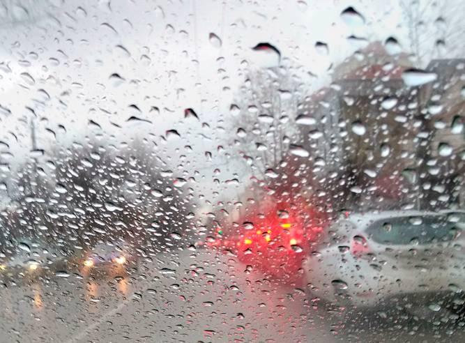 Брянских водителей предупредили о плохой погоде