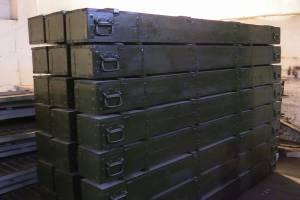 Брянские зеки сделают 10 тысяч ящиков для Министерства обороны РФ