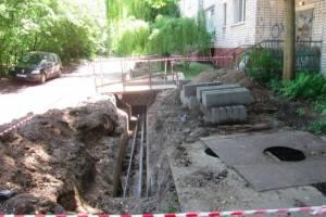 В Брянске во дворе на улице Горького установят 28 лавочек