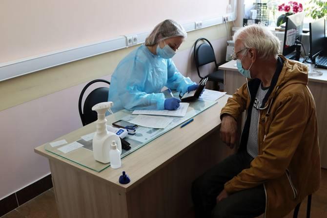 В Советском районе привились от коронавируса 12,4 тысяч брянцев