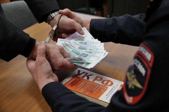 В Почепе бизнесмена осудят за взятку полицейскому