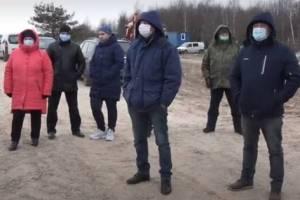 В Почепском районе дадут бой свинарнику «Мираторга»