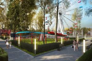 В парке Новозыбкова за 50 тысяч отремонтируют туалет