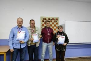 В Брянске в честь Дня города прошел турнир по шахматам