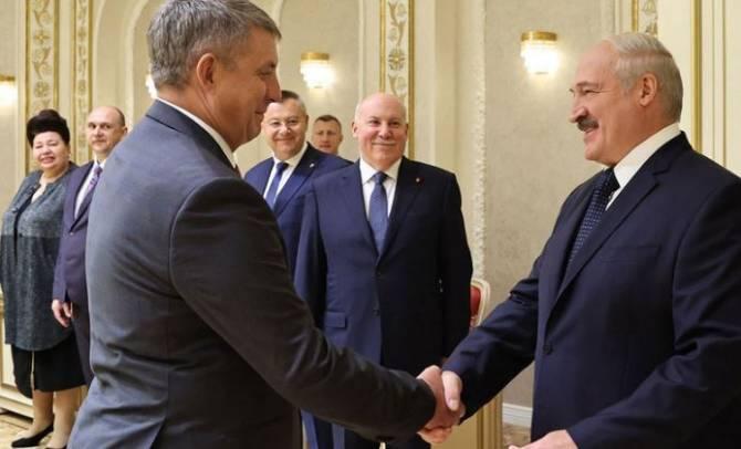 Первый канал рассказал о планах Белоруссии и Брянска