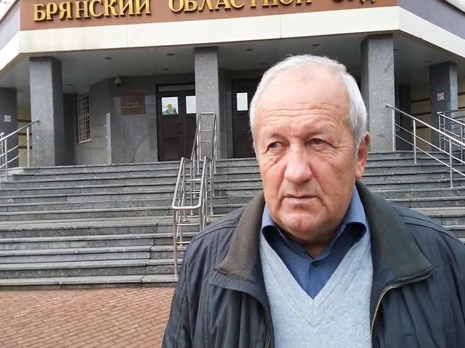 Александр Лебедев: «Брянский губернатор Богомаз под колпаком»