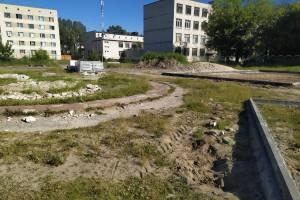 В Брянске отремонтируют детскую площадку «Катюша» на Новом Городке