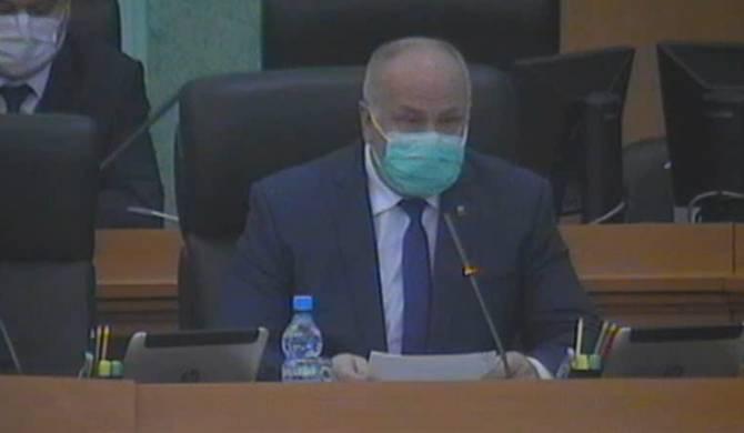 В Брянской облдуме начались публичные слушания бюджета