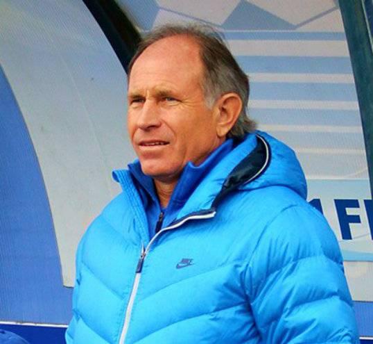 Старшим тренером брянского «Динамо» станет Евгений Перевертайло