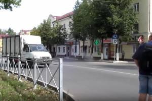 В Брянске чиновники создали на ровном месте аварийную площадь