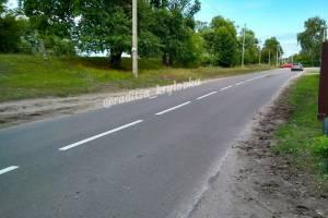 В Брянске отремонтируют центральную улицу в Радице-Крыловке