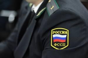 В Брянске злостный нарушитель ПДД оплатил долг после ареста машины