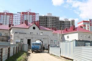 В Брянске детский сад на Строкина откроют осенью