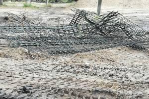 В Клинцах активисты проиграли битву за историческую ограду парка