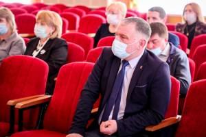 Клинцовский горсовет подтвердил полномочия депутата седьмого созыва Валерия Сычева