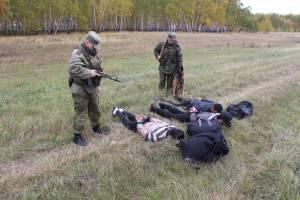 Брянские пограничники задержали пятерых нарушителей