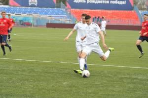 Брянское «Динамо» проиграло на выезде команде «СКА-Хабаровск»