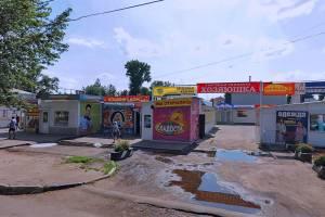 В Брянске на Володарском рынке идет масштабная реконструкция