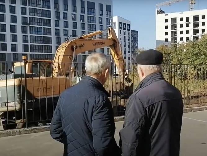В доме на старом аэропорту Брянска цена квартир упала на 400 тысяч рублей