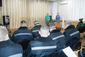 Имеющим детей брянским осужденным рассказали о мерах соцподдержки