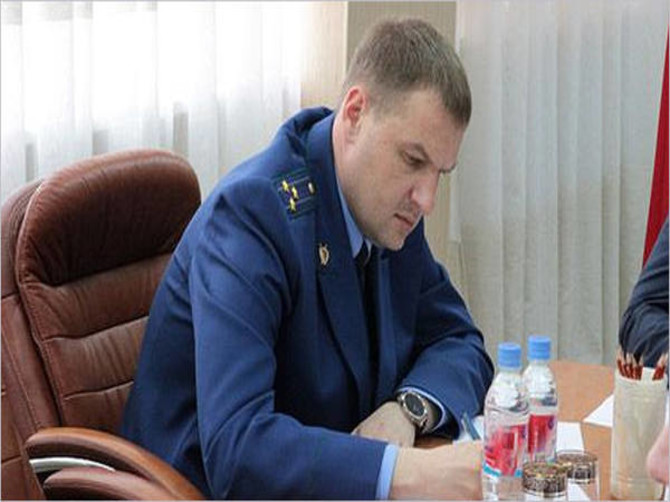 Зампрокурора Брянской области выслушает жалобы клинчан