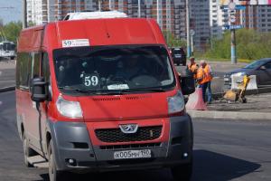 Брянцы полтора часа страдали на остановке в ожидании маршрутки №59
