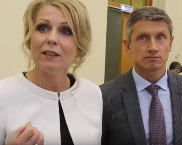 Клинцовских чиновников высмеяли в ролике про убитые дороги