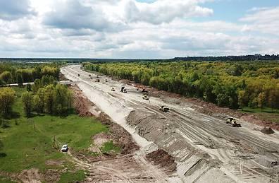 В Брянске выкупят находящиеся на месте строительства новой дороги дачи