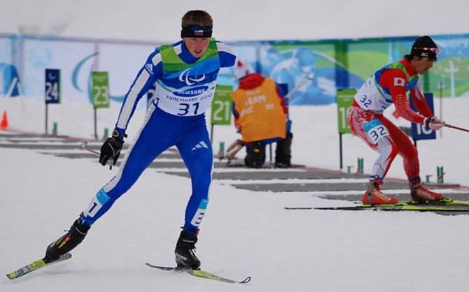 Паралимпиец из Клинцов Олег Балухто взял бронзу на Чемпионате России