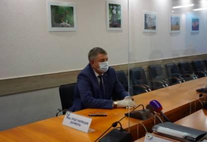Богомаз стал кандидатом на пост губернатора Брянской области
