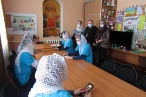Православное объединение Мглинского благочиния «Свет веры» отпраздновало двухлетие